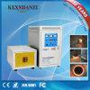 la máquina de calefacción de inducción de 80kw IGBT para el diamante filetea la soldadura