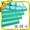 Verre décoratif épais nouvellement conçu de 4mm pour construire avec le certificat d'OIN de la CE ccc de GV