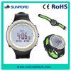 Reloj análogo-digital del LCD del silicón del deporte al aire libre de la manera (FR800NA)