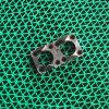 Metal que processa as peças de maquinaria do CNC