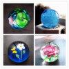 Mariage et boule en verre colorée de décoration à la maison