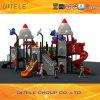 Equipamento ao ar livre do campo de jogos de 2015 crianças da série do navio de espaço (SP-07601)