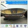 Protezioni cape di emisfero dei serbatoi di acqua capi del acciaio al carbonio