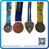 개인화된 Free 3D Medal Medallion Award Ribbon
