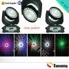 Cabeza móvil del nuevo de la innovación del girasol del efecto del disco punto de la iluminación LED
