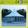 Tienda profesional de aluminio del PVC de la exposición