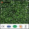 인공적인 잎 키 큰 잔디 플랜트 덮개 프라이버시 산울타리