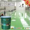 Pintura resistente del suelo del garage de la pintura del epóxido del suelo del garage que desgasta
