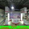 De Cabine die van de tentoonstelling het Opnieuw te gebruiken Systeem van het Aluminium opbouwen