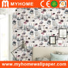 La Chine Trusted Supplier Vinyl Wallpaper avec Good Quality