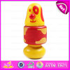 2015 Mini Alterable Wooden Screw Toy, Wooden Changeable Screw Assemble Toy, Top Quality Wooden Screw Toy com Promotions W03c009