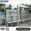 Roestvrij staal 304 het Mechanische Fijne Scherm van de Staaf voor Compacte Behandeling van afvalwater