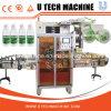 Автоматическая очищенная машина для прикрепления этикеток втулки воды