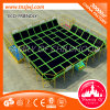Sicurezza Teenagers Trampoline Safety Net Trampoline Mats con Basketball Stands