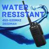 De waterdichte Handbediende RadioIntercom Interphone van China van de Walkie-talkie