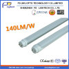 ドイツのMarketのためのT8 LED Tube Light 140lm/W Super Bright 4FT 18W 140lumens