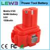 батарея електричюеского инструмента 9.6V Ni-MH на Makita 9120
