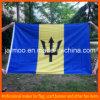 De binnen Vlag van de Vertoning van de Winkel Blauwe Gebreide