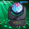A cabeça movente DJ do diodo emissor de luz do feixe colorido do equipamento 12PCS*10W do estágio ilumina-se