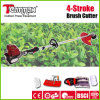 4 Anfall Gasoline Brush Cutter mit Loop Handle