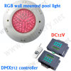 72PCS SMD5050 LED Chip, DMX Control RGB LED Underwater Lighting 12V LED Pool Light DMX 512 DMX512 Controllable