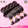 100 por cento de volume sintético do cabelo da cutícula cheia fornecedora do cabelo humano um