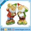 Figurine do anão da resina dos cilindros e dos gongos do Gnome