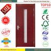 Conception de découpage en bois forte de porte principale de conception de puits de qualité
