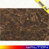mattonelle della porcellana lustrate mattonelle della parete del marmo della copia scura di 600X900 Emperador