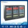 Refrigerador de la cerveza de la puerta deslizante, refrigerador LG-330s del escaparate