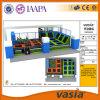 Projeto novo que salta o parque interno do Trampoline para as crianças (VS6-160307-201A-31B)