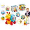 子供の引き押しのかたつむりB/Oのおもちゃ(H0278050)