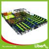 Interno projetar o parque comercial do Trampoline