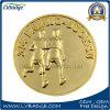 Metallsport-Herausforderungs-Münze mit Decklack-Farbe