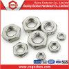 ISO4035 M4 육 얇은 견과 과료 스레드