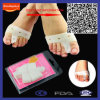 Feet Care를 위한 실리콘 Toe Support Cushion Plaster