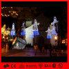 Motiv-Pole-Leuchten der Weihnachtsdekoration-Winkel-Straßen-LED