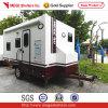 Трейлер каравана перемещения семьи с аттестацией