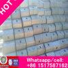 강철 공도 난간, Q235에 의하여 전문가에 의하여 그려진 주름을 잡은 살포 파형 난간 공장 공급 직류 전기를 통했다
