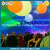 De hete Gebeurtenis van de Verkoop, Ballon van de Bal van de Decoratie van het Plafond van de Partij de Opblaasbare met Veranderlijke LEIDEN van de Kleur Licht voor Verkoop