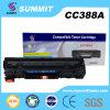 Cavalo-força compatível Manufactured Cc388A de China das peças de impressora do cartucho de tonalizador