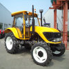 alimentador de cultivo de 75HP 4WD de China