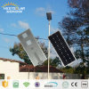 50W High Efficiency All in One Outdoor LED Solar Street Light met PIR Sensor