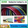 Enduit de poudre de polyester de peinture de pulvérisation en métal