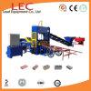 2016 New Lqt4-15 Halbautomatische Zement Beton Ziegeleimaschine
