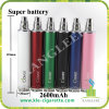 밑바닥 Twist Clover Overlord 2600mAh Battery EGO Twist Battery