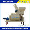 Mini uno mismo diesel Js1500 que carga la máquina de la construcción del mezclador concreto