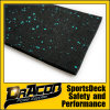 Durable EPDM Borracha Pisos Mat Gym Tiles (S-9006)