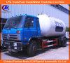 Camion di serbatoio di riempimento Bobtail di Dongfeng 4X2 15000L 15m3 GPL