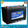 N100z Car Battery Mf JIS Standard Car Battery High Capacity Car Battery 12V105ah Car Battery